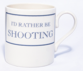 I'd rather be Shooting