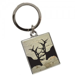 Keyring - Rutting Stags