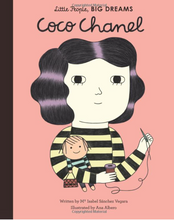 Little people, Big deams. Coco Chanel
