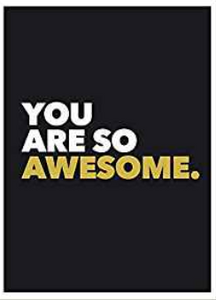 Book - You are so awesome
