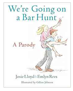 Book - We're Going on a Bar Hunt