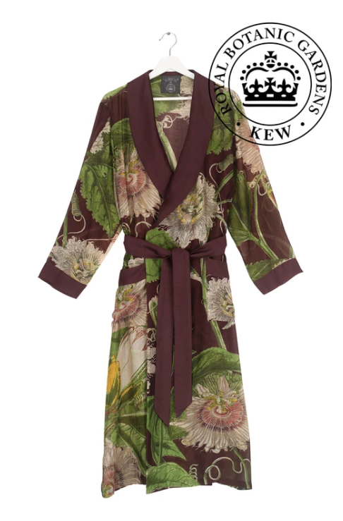 Gown - Passion Flower Burgundy