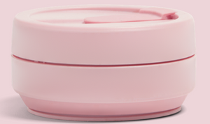 Stojo - Carnation 12oz Collapsible cup