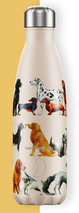 Emma Bridgewater Dogs Chilly's - 500ml