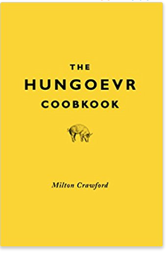 Book - The hungover cookbook