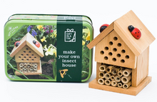 Gift in a tin - Insect House