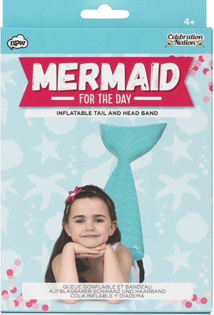 Be a Mermaid for the day!