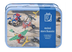 Gift in a tin - Mini Mechanic