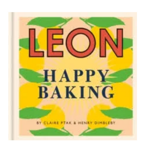 Book - Leon Happy Baking