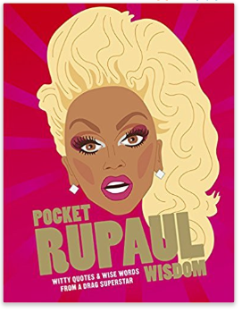 Book - Pocket Rupaul Wisdom