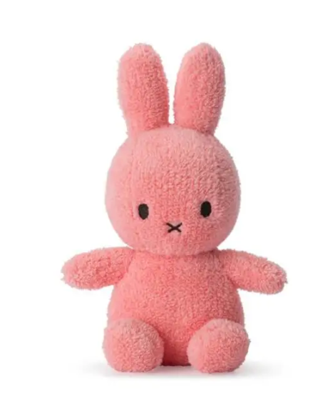 Miffy Sitting Terry Pink