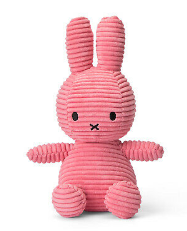 Miffy Sitting Bubble-gum pink