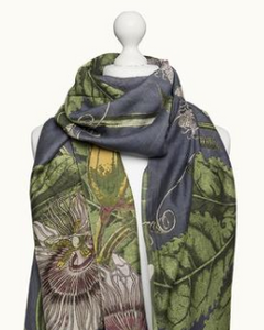 Scarf - Passion Flower - 4 Coulours Available