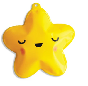 Inflatable Star Decoration Card
