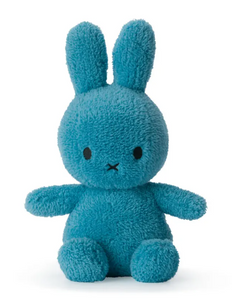 Miffy Sitting Terry Ocean Blue