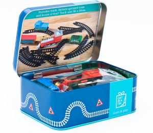 Gift in a tin - Train Set