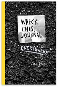 Wreck this Journal: Everywhere