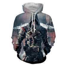Assassin's Creed 3D Hoodie - Edward Hoodie - Assassin's Creed Jacket - Hoodies Universe