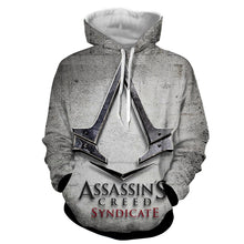 Assassin's Creed 3D Hoodie - Assassin's Creed Sweat Shirt - Assassin's Creed Jacket - Hoodies Universe