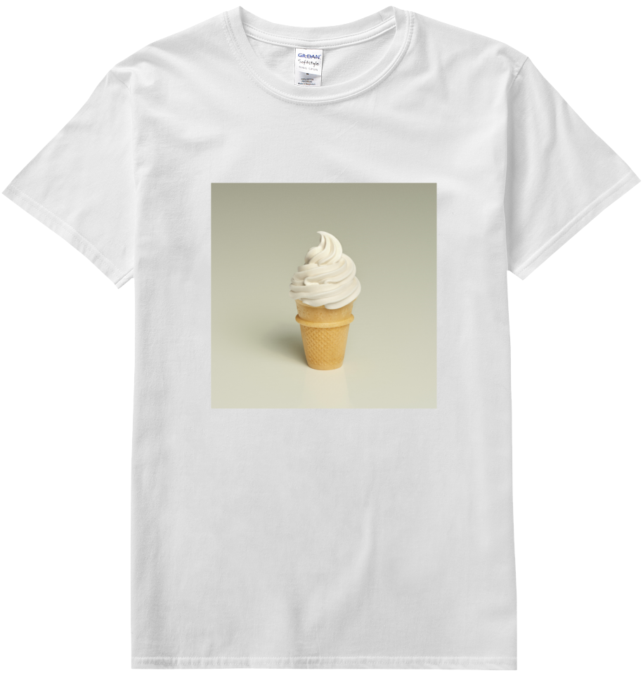 Ice Cream Emoji T Shirt The Gourmand