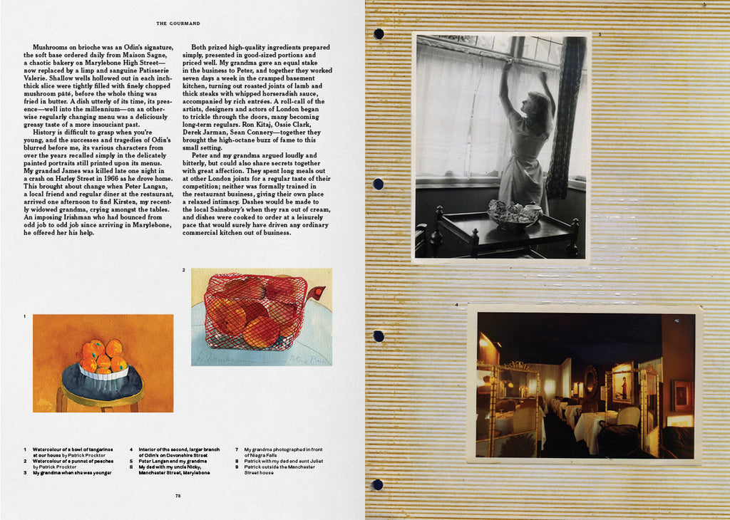 The Gourmand Issue 05