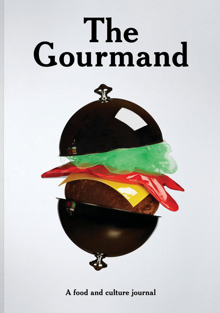 The Gourmand Issue 06 (Burger)