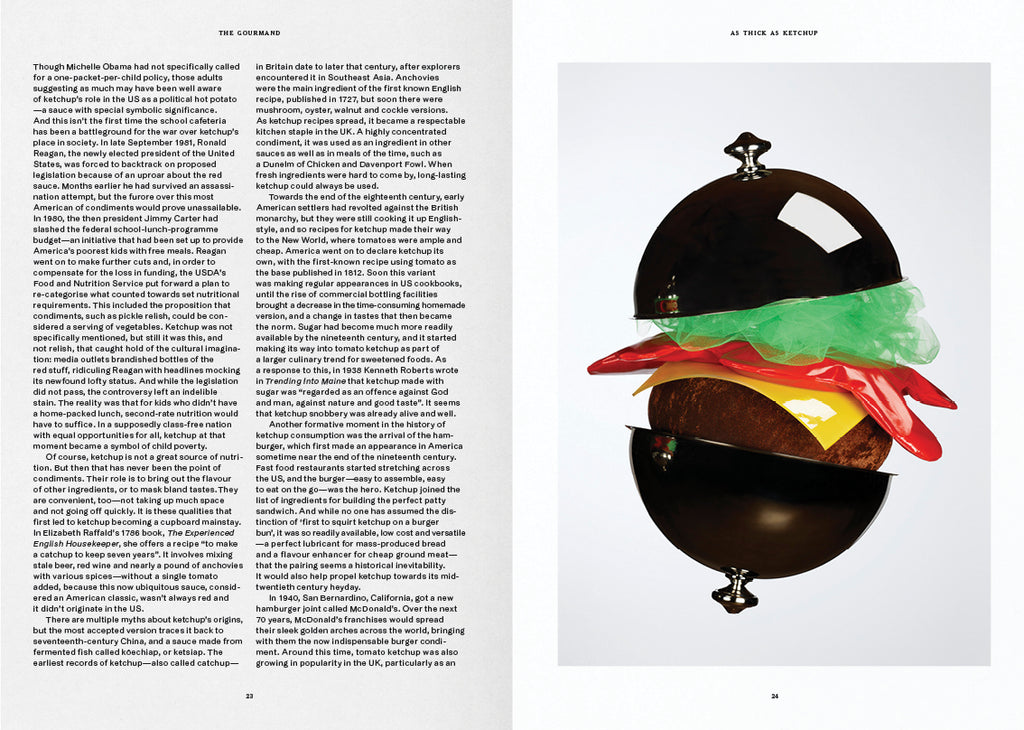 The Gourmand Issue 06 (Chip)