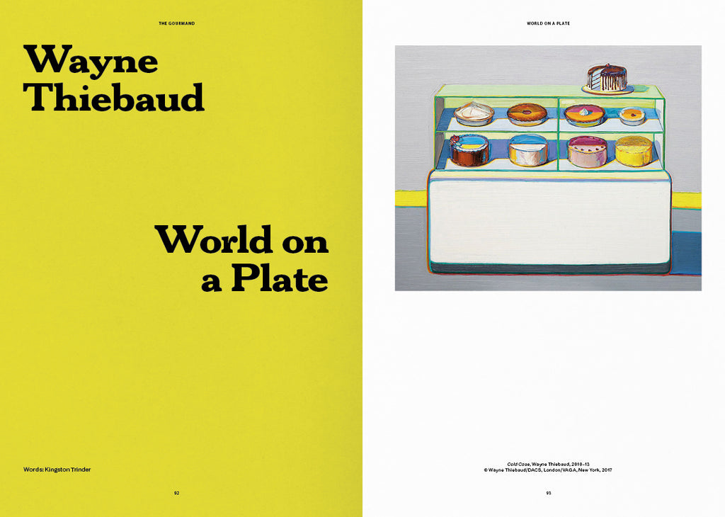 The Gourmand Issue 09