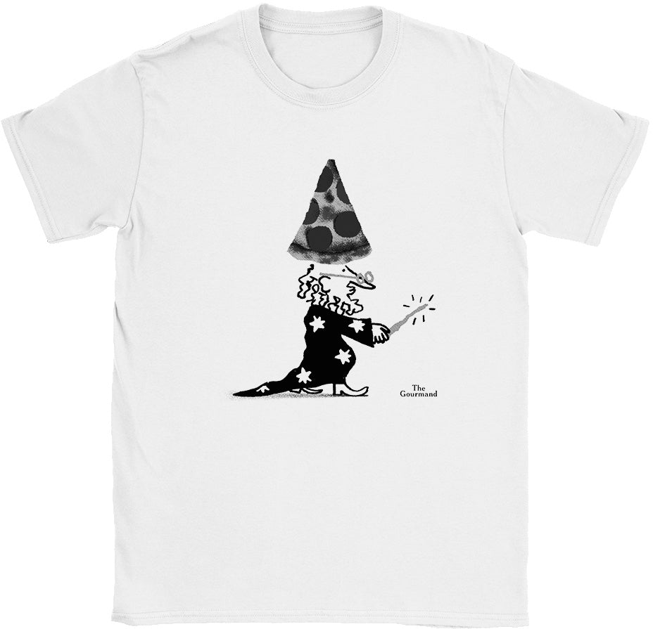 Pizza Wizard T-shirt