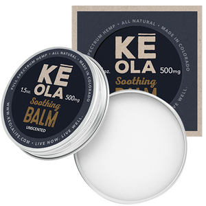COMING SOON! - Keola Soothing Balm - Unscented