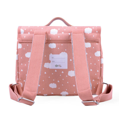Baby Cartable Terra Clouds - Loupilou