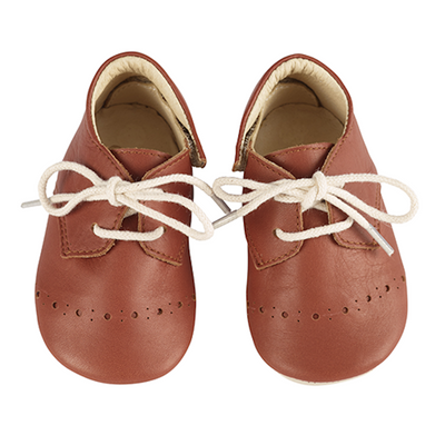 Chaussures Buddy cannelle - Loupilou