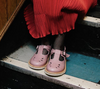 Chaussures Rosie prune - Loupilou