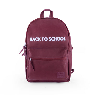 Kid Pack UNI Burgandy (5-7 ans) - Loupilou