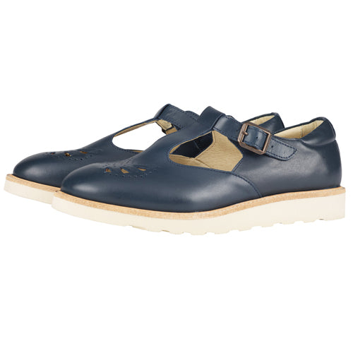 Chaussures Rosie marine (adultes) - Loupilou