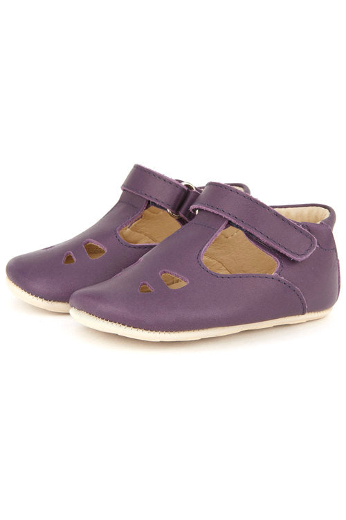 Chaussures Tippi violet - Loupilou