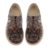 Derbies Bobby en velours marron - Loupilou