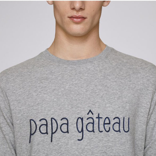 Sweat adulte Papa Gâteau