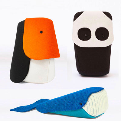 Mini Baleine - Zoo Collection - Loupilou