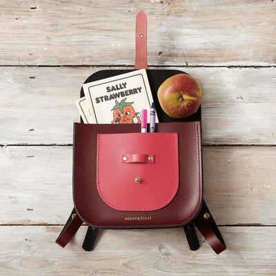 cartable en cuir enfant cartable enfant cartable bébé cartable en cuir bébé cartable fille cartable garçon loupilou honey and toast