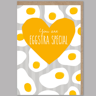 "Carte ""You are eggstra special"" - Loupilou"