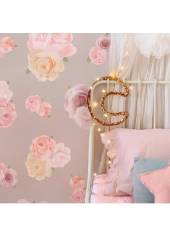 Schmooks Beautiful Blooms Floral Wall Sticker