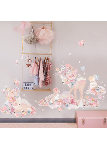 SCHMOOKS WALL STICKER WONDROUS WOODLAND