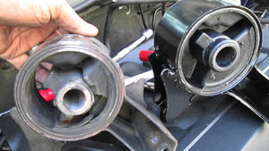 The timing to change your engine mount!