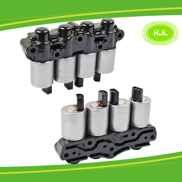 0AM Transmission Solenoids Pack Set DSG 7 Speed DQ200 For Audi VW Skoda Seat - #HJ-24011-SLD