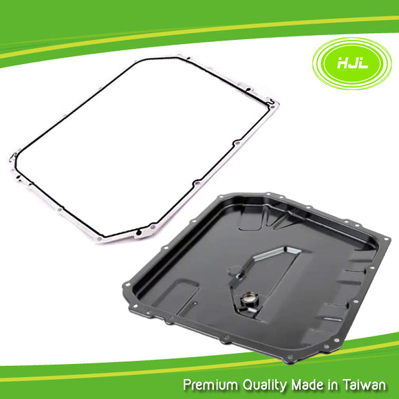 0B5 DL501 Transmission Oil Pan+Gasket For AUDI A4 A5 A6 Q5 0B5321361C 0B5321371E - #HJ-24012-OG