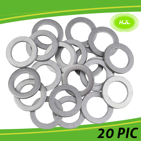 20 PCS Transmission Fluid Drain Plug Washer For Honda Accord CR-V 90471PX4000 - #07471-83049