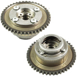 Intake & Exhaust Camshaft Timing VVT Vanos Gears for Mercedes 1.8 Turbo CGI M271 - #HJ-32012-VT