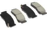 Brake Pad Semi Metallic Front&Rear For Hyundai Santa Fe 581010WA00+583022BA40 - #41020-BP008