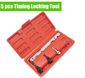 5 PCS Engine Timing Locking Tool Set For FORD MAZDA VOLVO 1.8 2.0 2.3